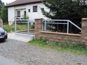 Vjezdové brány