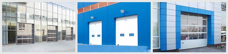 Průmyslová vrata