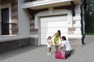 garážová vrata a montáž v předstihu