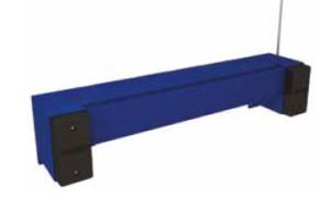 mechanická nakládací rampa