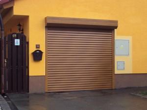 rolovací vrata