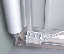 garážová vrata montáž
