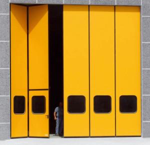 skládací vrata