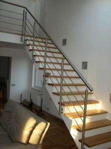 Krásná schodiště v mnoha různých provedení