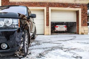 garážová vrata praha